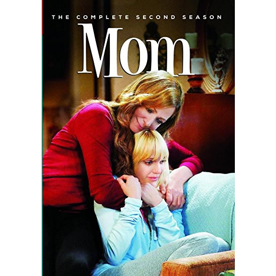 Mom - The Complete Season 2 DVD (for NZ Buyers)