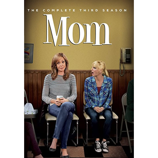 Mom - The Complete Season 3 DVD (for NZ Buyers)