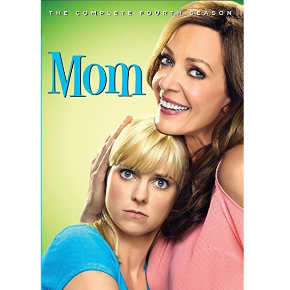 Mom - The Complete Season 4 DVD (for NZ Buyers)