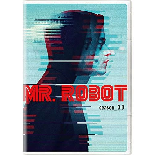 Mr. Robot - The Complete Season 3 DVD (for NZ Buyers)