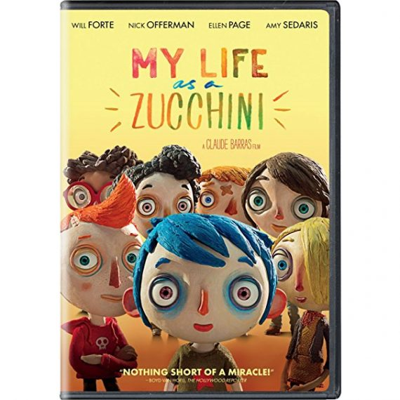 My Life as a Zucchini DVD (for NZ Buyers)