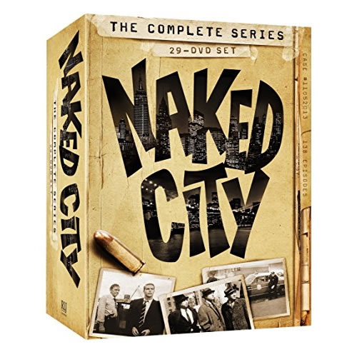 Naked City - The Complete Series (for NZ Buyers)