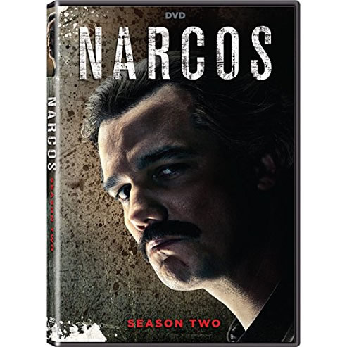 Narcos - The Complete Season 2 DVD (for NZ Buyers)
