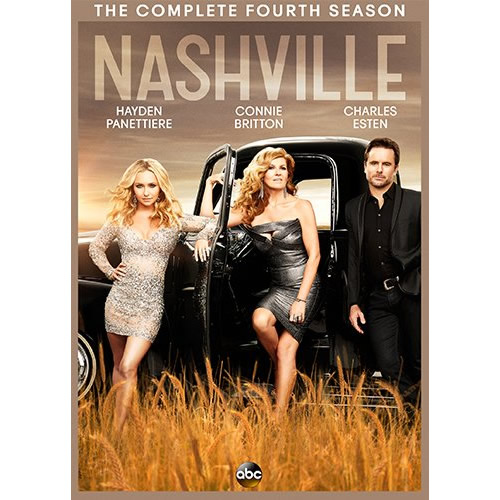 Nashville - The Complete Season 4 DVD (for NZ Buyers)