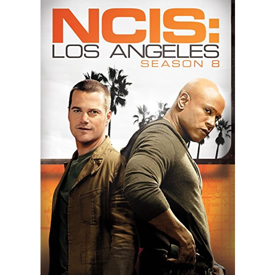 NCIS: Los Angeles - The Complete Season 8 DVD (for NZ Buyers)