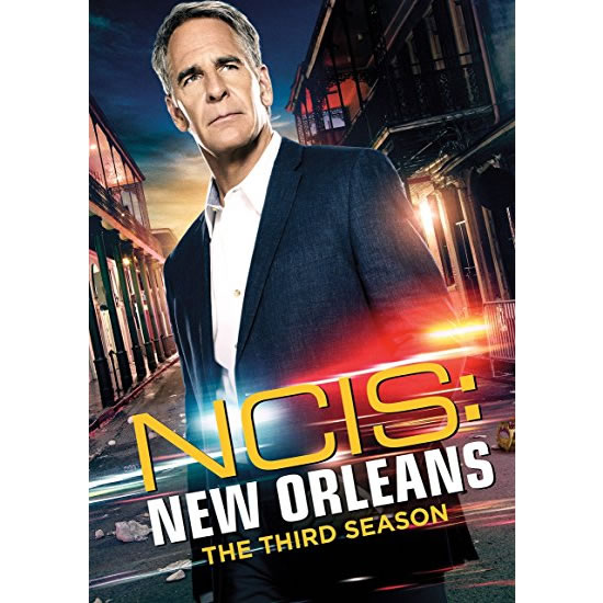 NCIS: New Orleans - The Complete Season 3 DVD (for NZ Buyers)