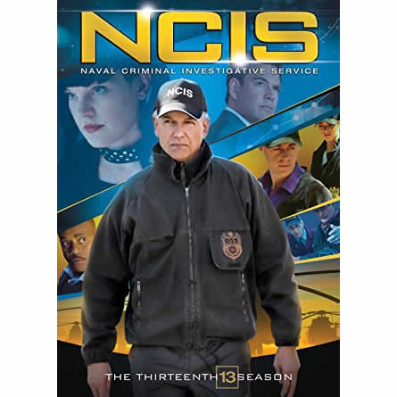 NCIS - The Complete Season 13 DVD (for NZ Buyers)