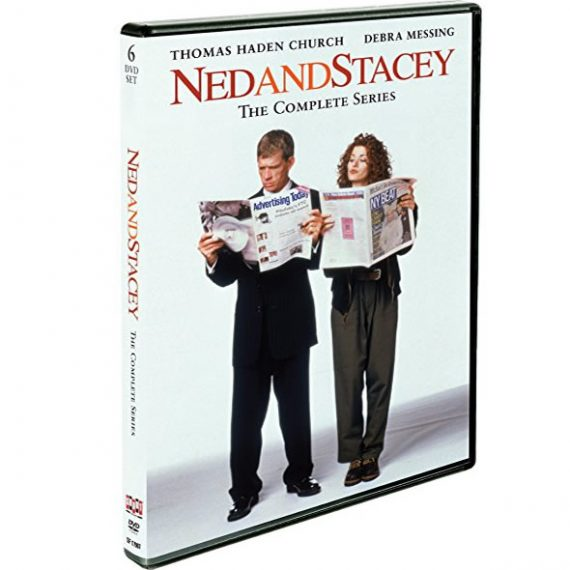 Ned And Stacey - The Complete Series (for NZ Buyers)