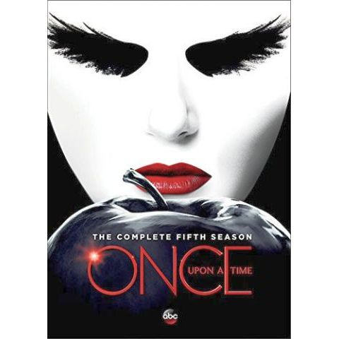 Once Upon A Time - The Complete Season 5 DVD (for NZ Buyers)