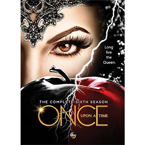Once Upon a Time - The Complete Season 6 DVD (for NZ Buyers)
