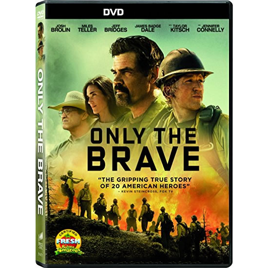 Only the Brave DVD (for NZ Buyers)