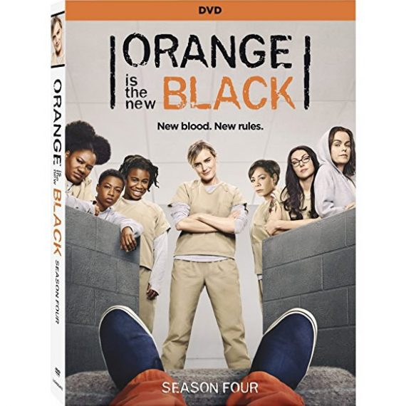Orange Is The New Black - The Complete Season 4 DVD (for NZ Buyers)