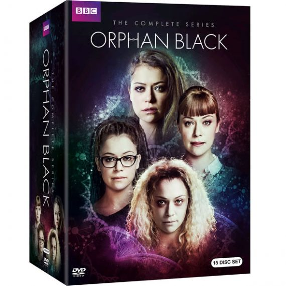 Orphan Black - The Complete Series (for NZ Buyers)