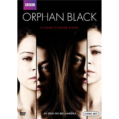 Orphan Black - The Complete Season 1 DVD (for NZ Buyers)