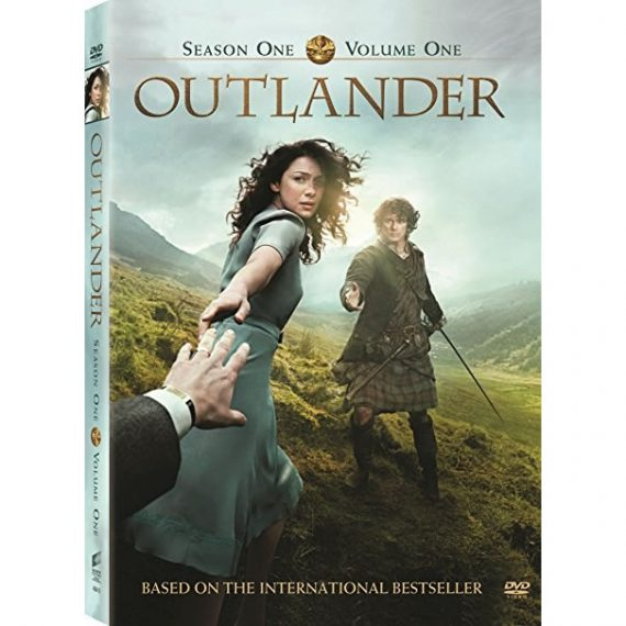 Outlander - The Complete Season 1 Vol. 1 DVD (for NZ Buyers)