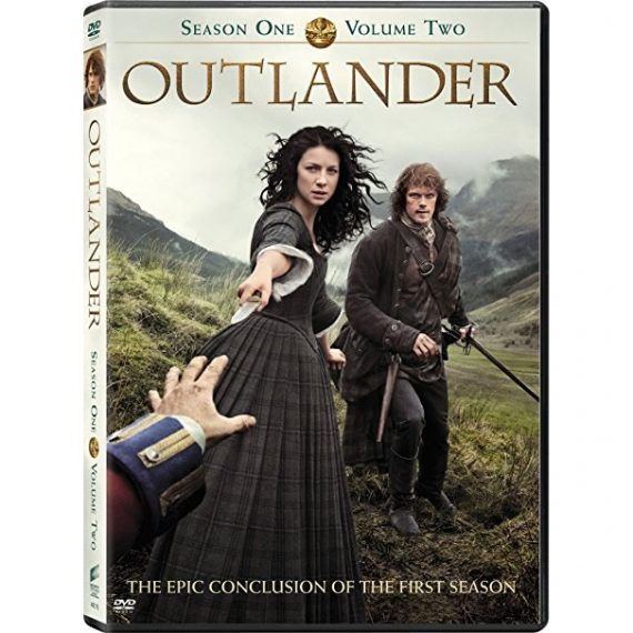 Outlander - The Complete Season 1 Vol. 2 DVD (for NZ Buyers)