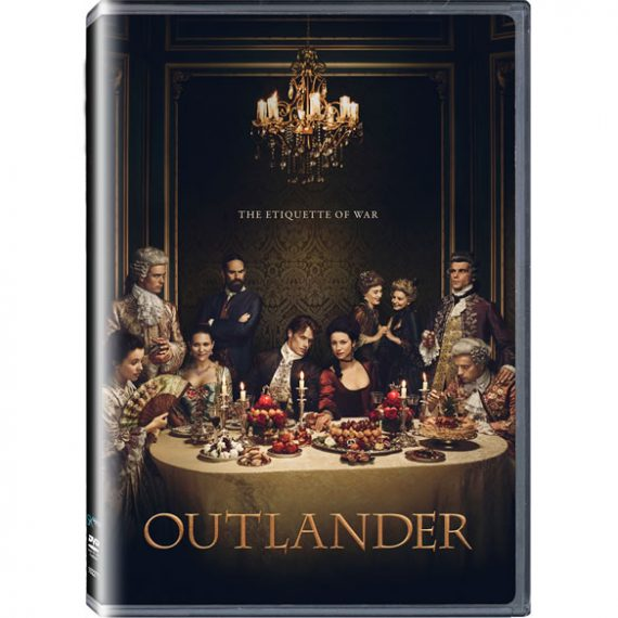 Outlander - The Complete Season 2 DVD (for NZ Buyers)