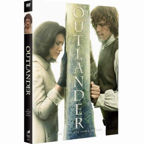 Outlander - The Complete Season 3 DVD (for NZ Buyers)
