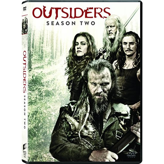 Outsiders - The Complete Season 2 DVD (for NZ Buyers)