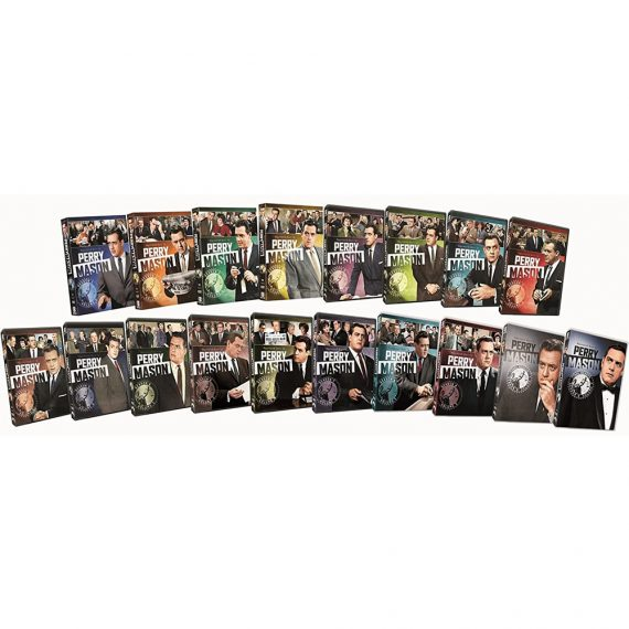 Perry Mason - The Complete Series (for NZ Buyers)