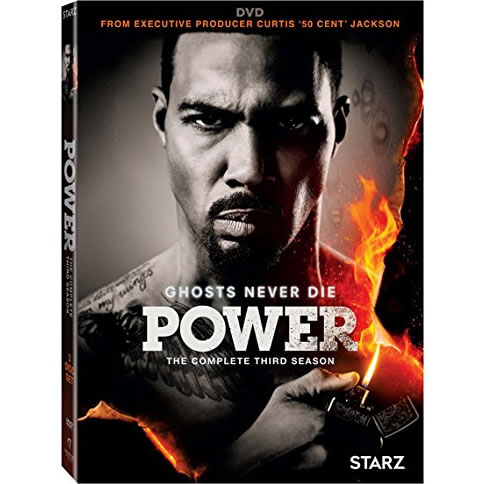 Power - The Complete Season 3 DVD (for NZ Buyers)