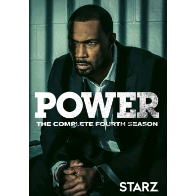 Power - The Complete Season 4 DVD (for NZ Buyers)