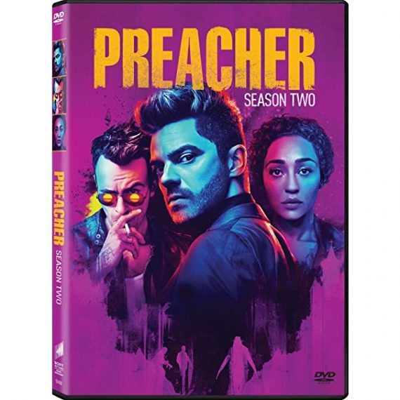 Preacher - The Complete Season 2 DVD (for NZ Buyers)