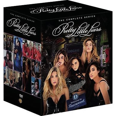 Pretty Little Liars - The Complete Series (for NZ Buyers)