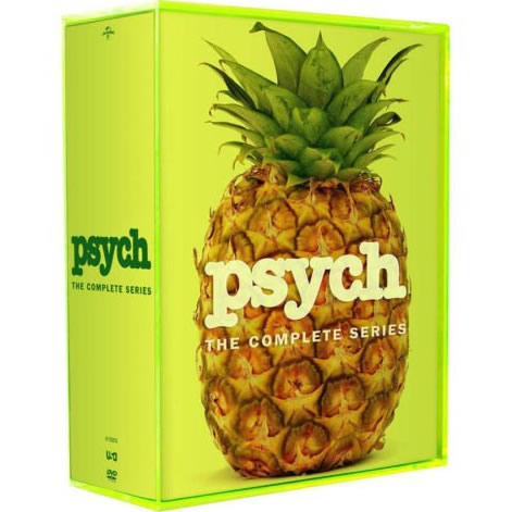 Psych - The Complete Series (for NZ Buyers)