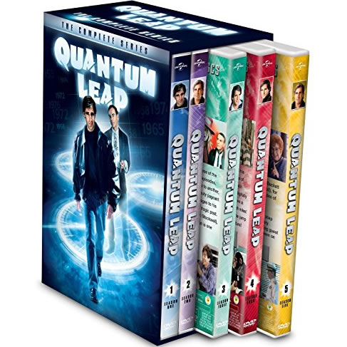Quantum Leap - The Complete Series (for NZ Buyers)