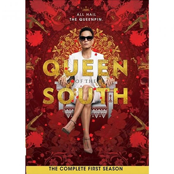 Queen Of The South - The Complete Season 1 DVD (for NZ Buyers)
