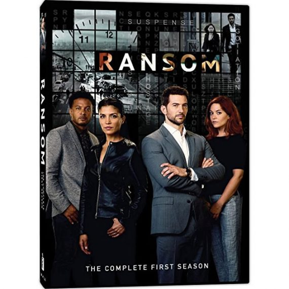 Ransom - The Complete Season 1 DVD (for NZ Buyers)