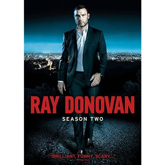 Ray Donovan - The Complete Season 2 DVD (for NZ Buyers)