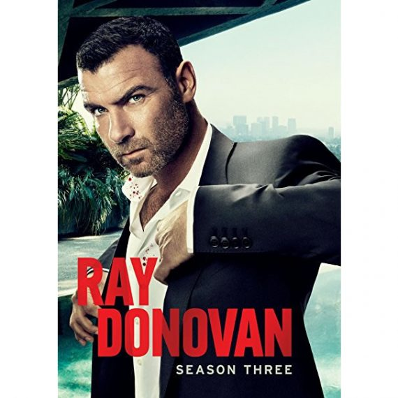 Ray Donovan - The Complete Season 3 DVD (for NZ Buyers)