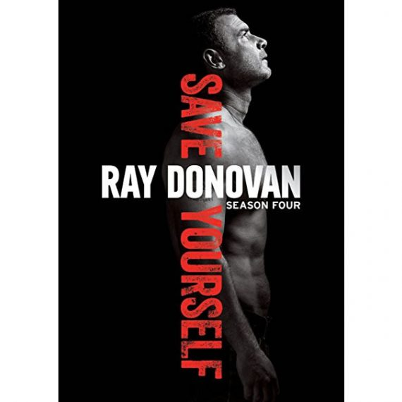 Ray Donovan - The Complete Season 4 DVD (for NZ Buyers)