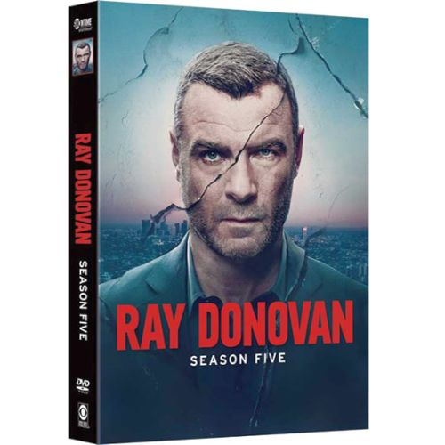 Ray Donovan - The Complete Season 5 DVD (for NZ Buyers)