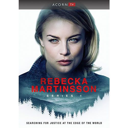 Rebecka Martinsson - The Complete Season 1 DVD (for NZ Buyers)