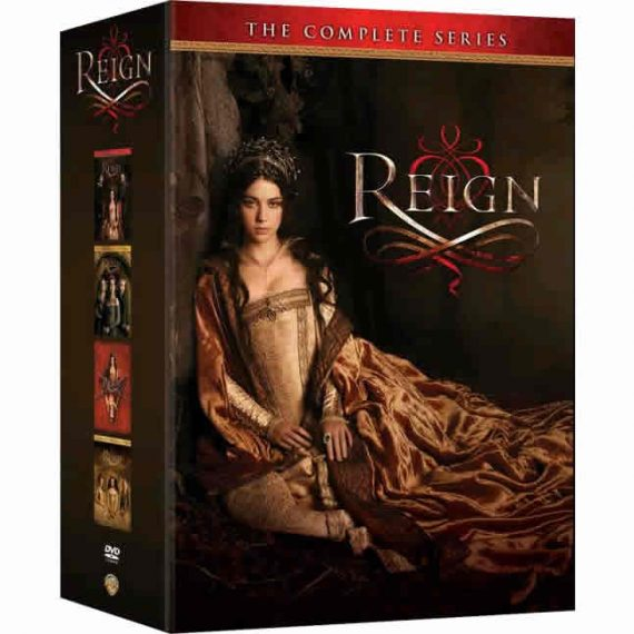 Reign - The Complete Series (for NZ Buyers)