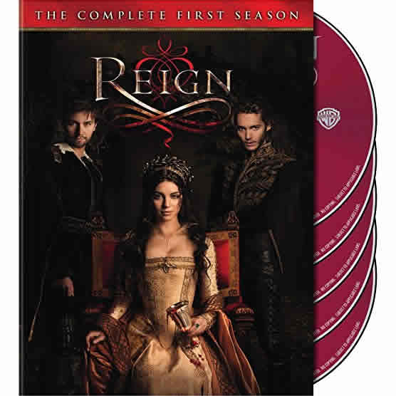Reign - The Complete Season 1 DVD (for NZ Buyers)