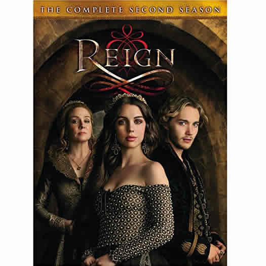 Reign - The Complete Season 2 DVD (for NZ Buyers)