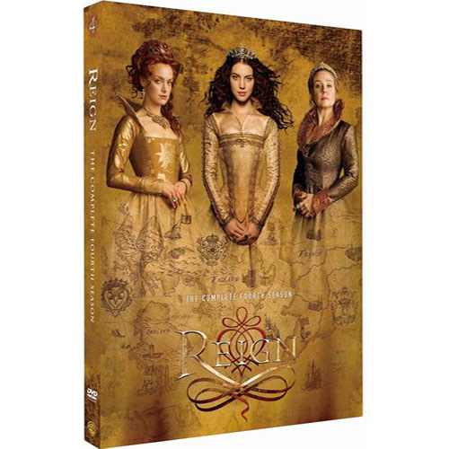Reign - The Complete Season 4 DVD (for NZ Buyers)