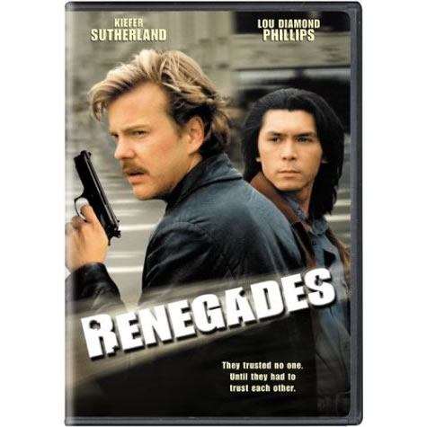Renegades DVD (for NZ Buyers)