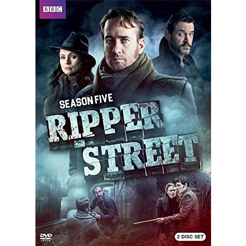 Ripper Street - The Complete Season 5 DVD (for NZ Buyers)