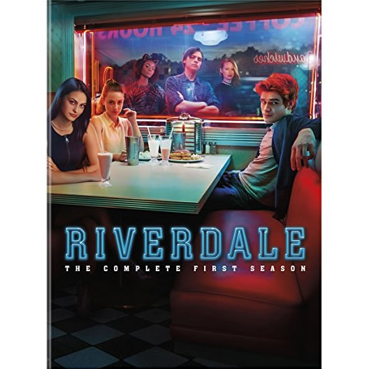 Riverdale - The Complete Season 1 DVD (for NZ Buyers)