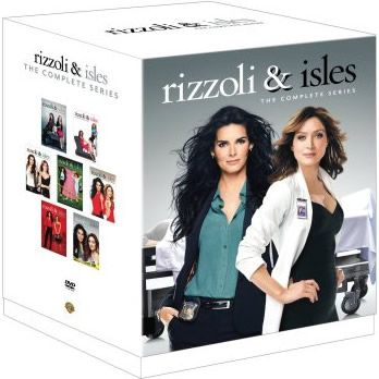 Rizzoli & Isles - The Complete Series (for NZ Buyers)