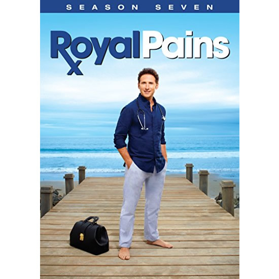 Royal Pains - The Complete Season 7 DVD (for NZ Buyers)