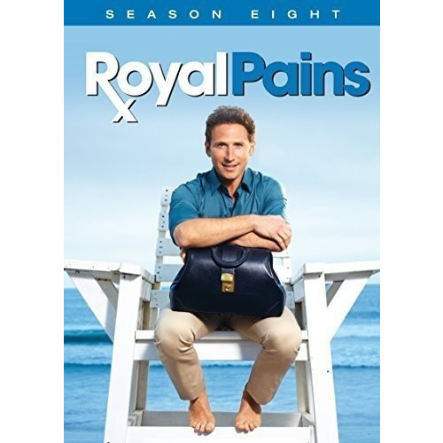 Royal Pains - The Complete Season 8 DVD (for NZ Buyers)