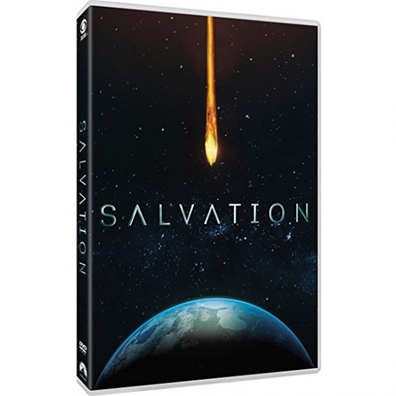 Salvation - The Complete Season 1 DVD (for NZ Buyers)
