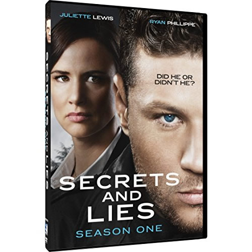 Secrets and Lies - The Complete Season 1 DVD (for NZ Buyers)