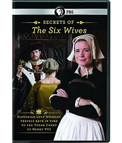 Secrets of the Six Wives DVD (for NZ Buyers)